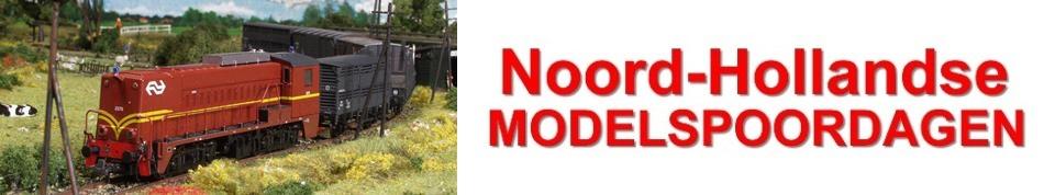 Noord Hollandse Modelspoor Dagen